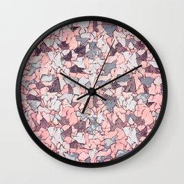 crush on you Wall Clock
