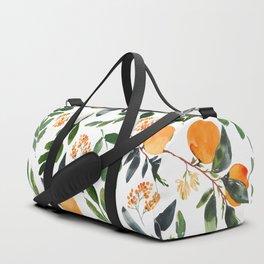 Orange Grove Duffle Bag