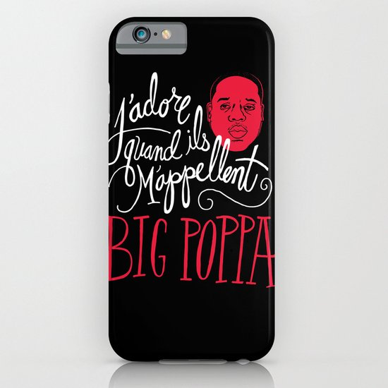 French Poppa iPhone & iPod Case