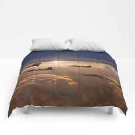 The Flight Home Comforters