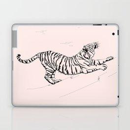 Tiger and Sun I. Laptop & iPad Skin