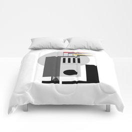 BAUHAUS DREAMING Comforters