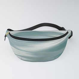 Abstract wave and light Fanny Pack