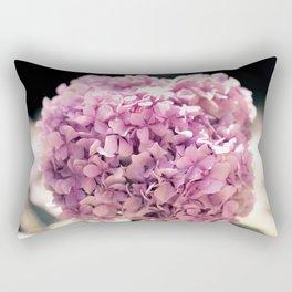 The beautiful hydrangea Rectangular Pillow