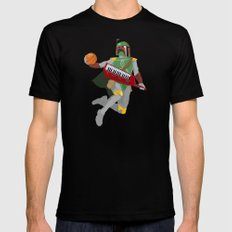 Nothing But Fett X-LARGE Mens Fitted Tee Black
