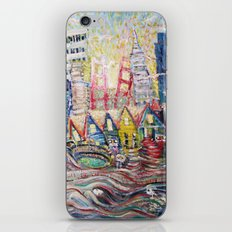 SF Glance iPhone & iPod Skin