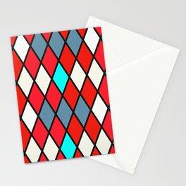 Harlequin 2 Stationery Cards
