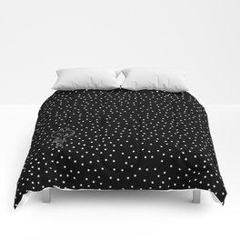 Cosmos rabbit Comforters