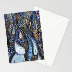 Dewdrop Meets the Rain Stationery Cards