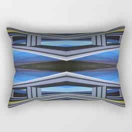 Highwayscape #13 Rectangular Pillow