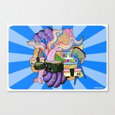 Oh SO Sushi Print by NREAZON Canvas Print