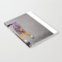 Say Hello To Heaven Notebook