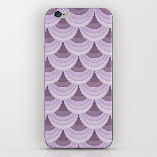 Fan Tail. iPhone & iPod Skin
