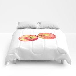 Apples Comforters