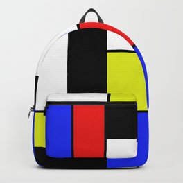 Mondrian #20 Backpack