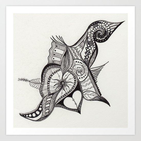 Nautilus I Art Print