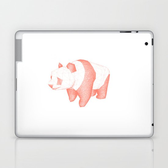 Geo Panda Laptop & iPad Skin