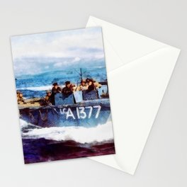 D-Day, Operation Overlord Stationery Cards