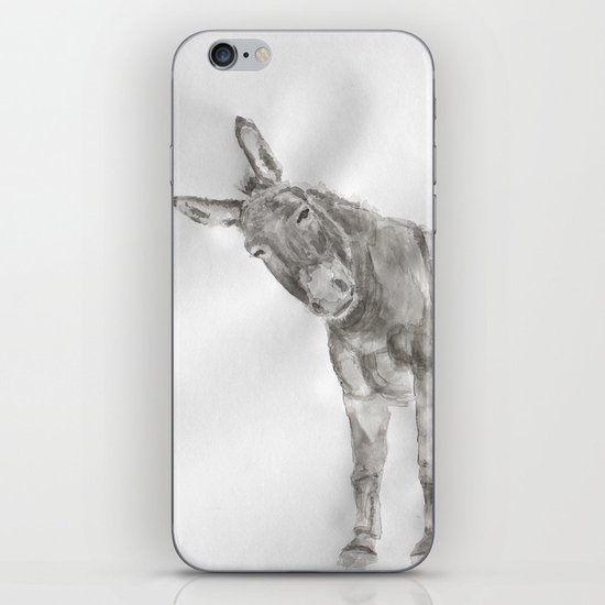 El Burro iPhone & iPod Skin