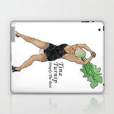 Tina Turnip Laptop & iPad Skin