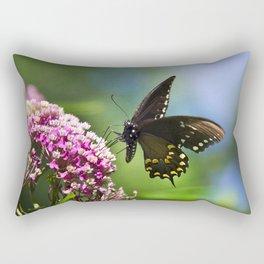 Butterfly VII Rectangular Pillow