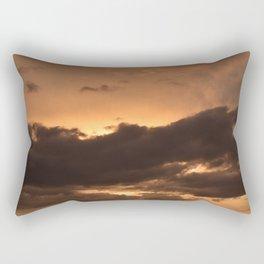 Costa Rican Sunset Rectangular Pillow
