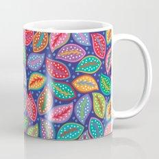 Colored leaves Mug