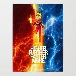 Happy-Go-Lucky Captain Poster