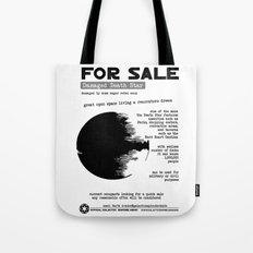 For Sale: Death Star Tote Bag