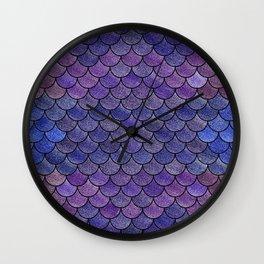 Lovely Pattern III(Glitter Version) Wall Clock