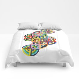 Concentric Comforters