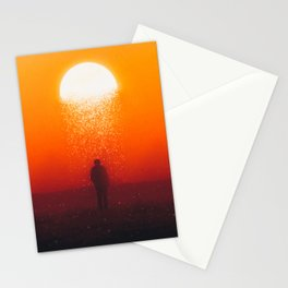 Moonfall Stationery Cards