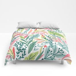 Bellflower Comforters