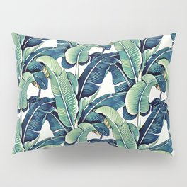 Banana leaves Pillow Sham
