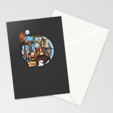 METAL GEAR RICK Stationery Cards