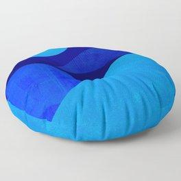 Abstraction_Moonlight Floor Pillow