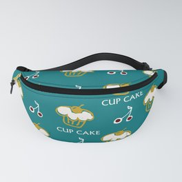 Cup cake2 Fanny Pack