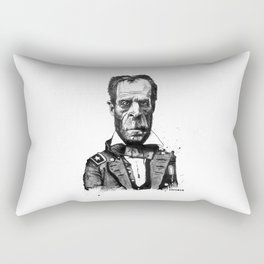 General William Tecumseh Sherman Rectangular Pillow