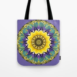 Mandalas of Healing and Awakening 5 Tote Bag