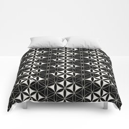 Flower of Life Pattern 12 Comforters