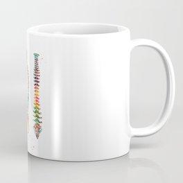 Human Spine Coffee Mug