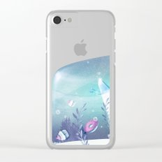 Sweet Escape Clear iPhone Case