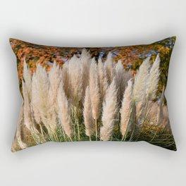 Pampas Grasses Rectangular Pillow