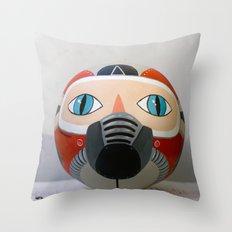 Balero Throw Pillow