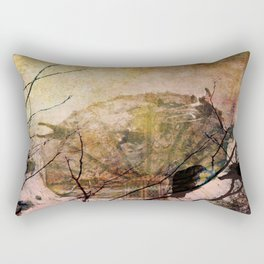 Dreams of Yesterday Rectangular Pillow