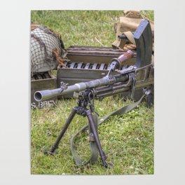Bren Gun Poster