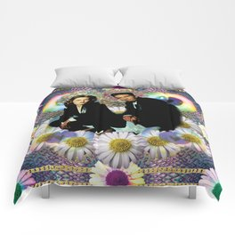 reptile muldo and skuul Comforters