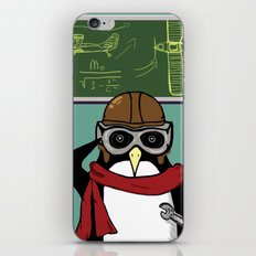 Little Penguin, Big Plans iPhone & iPod Skin