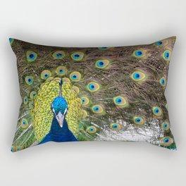 The Birds Eyes Rectangular Pillow