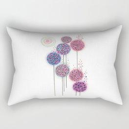 Bosque de Almendros Rectangular Pillow